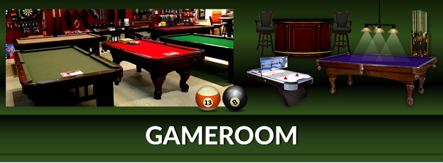 Game Tables Ping Pong Air Hockey Foosball Intense Fun